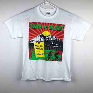 VTG 2010 Tour De Blast 'Mt St Helens' T-Shirt